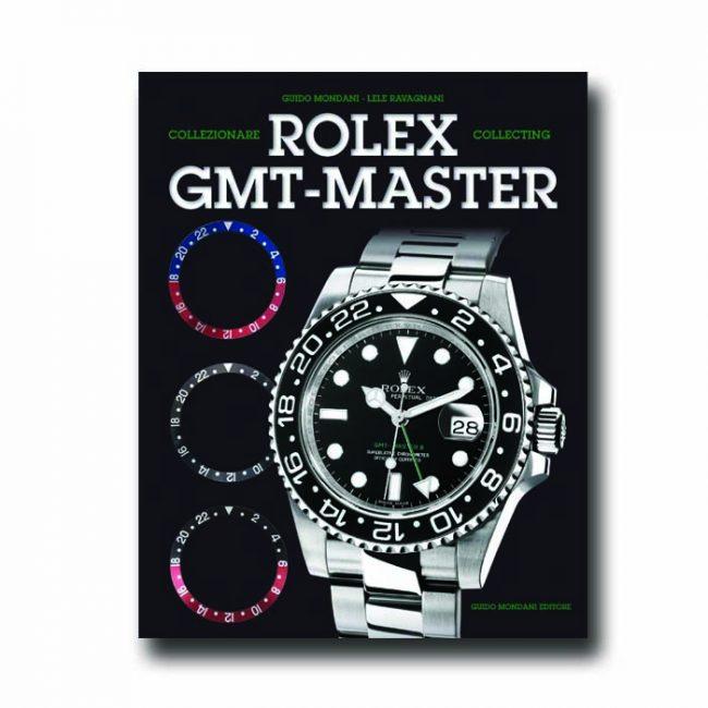Libro orologi Collezionare Rolex GMT-Master