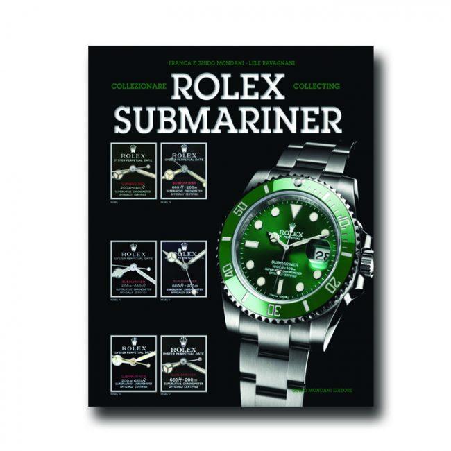 Libro orologi Collezionare Rolex Submariner