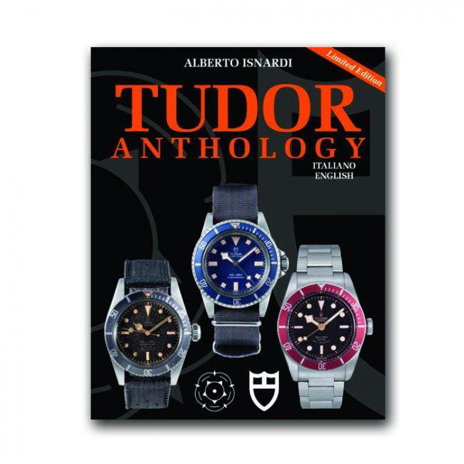 libro orologi tudor anthology