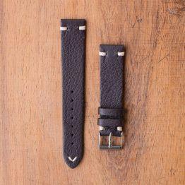 Cinturino Vintage Cervo M1 Testa di Moro Filo Beige