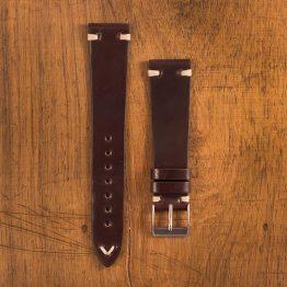 Cinturino Vintage Cordovan M1 Burgundy