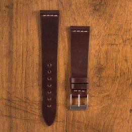 Cinturino Vintage Cordovan M3 Burgundy