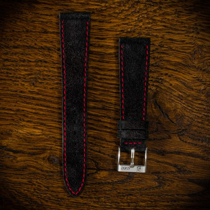 cinturino-scamosciato-nero-m5-filo-rosso (1)