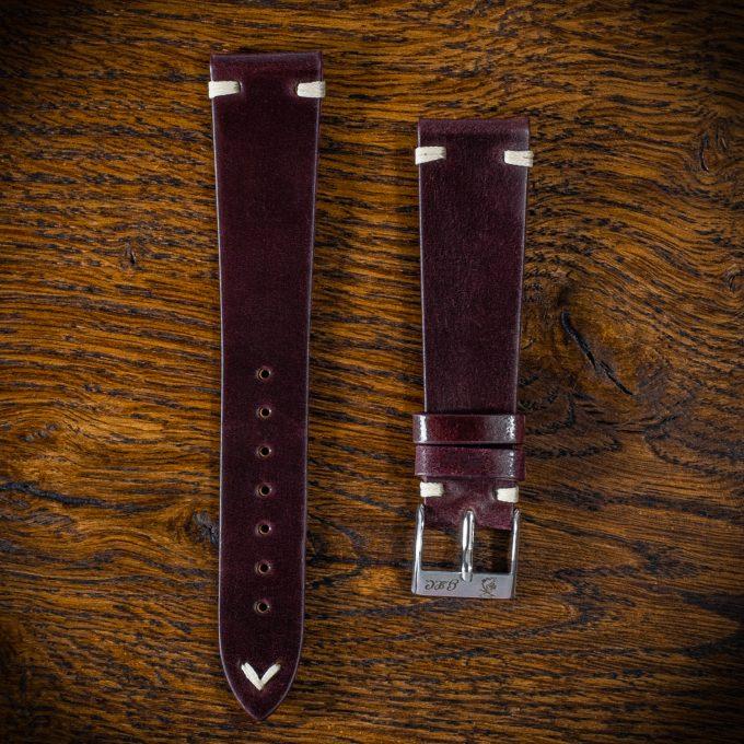 cinturino-cordovan-burgundy-m1-filo-naturale (4)